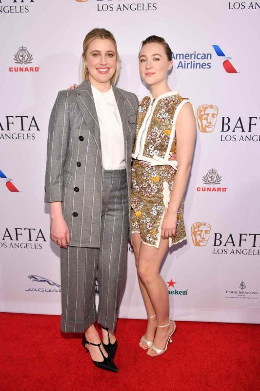 2020 BAFTA Tea Party