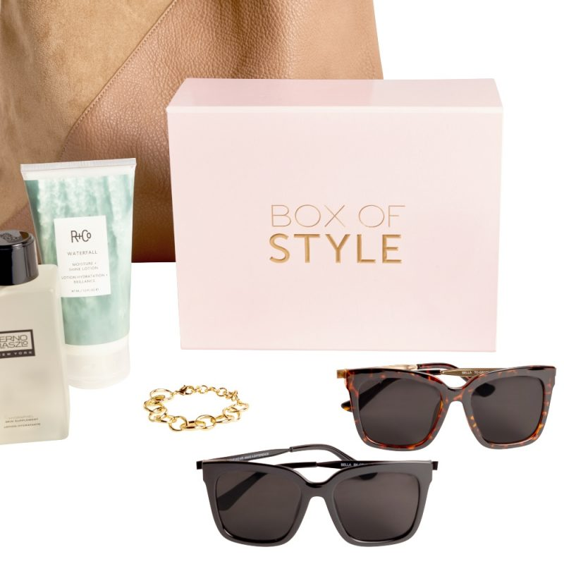Spring Box of Style