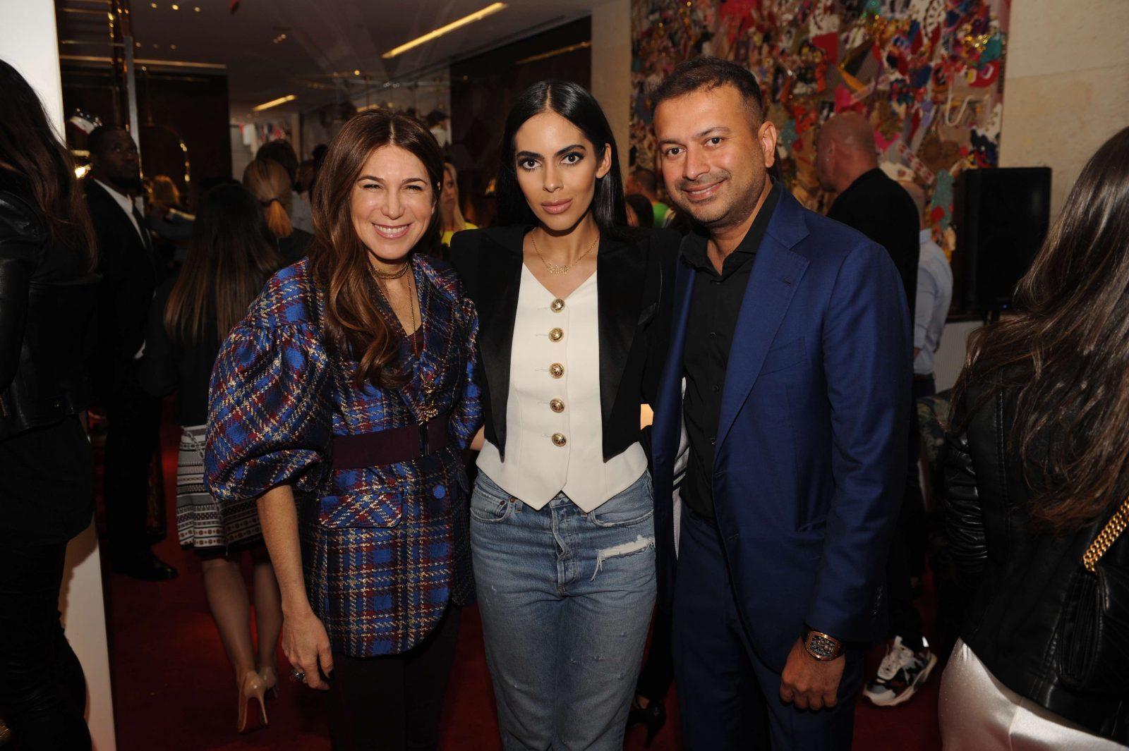 Gisela Lowenstein, Deyvanshi Masrani & Kamal Hotchandani