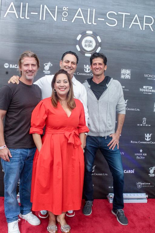 IMG_9800-Michael Simkins, Mark Groussman, Natalia Sol, Wayne Boich
