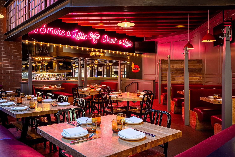 International Smoke Las Vegas Patio MGM Grand Las Vegas