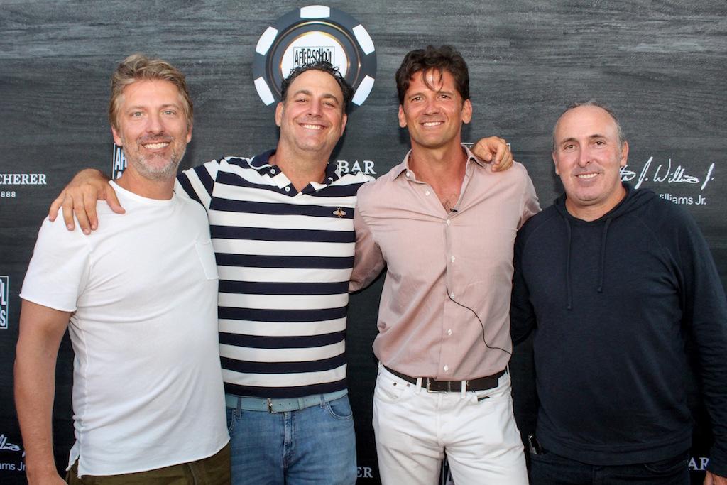 Michael Simkins, Mark Grousman, Wayne M. Boich, Sean Posner