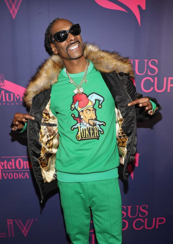 Snoop Dogg at the 2019 Pegasus World Cup - Photo Credit Getty Images - 1