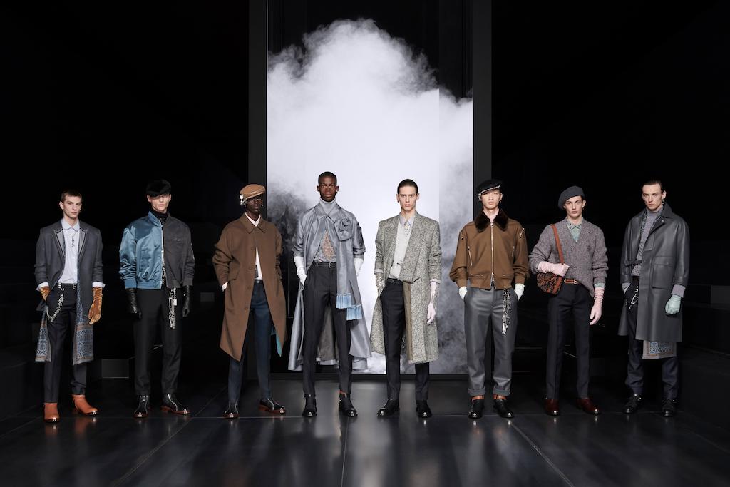 Dior Men Winter 2020-2021 show