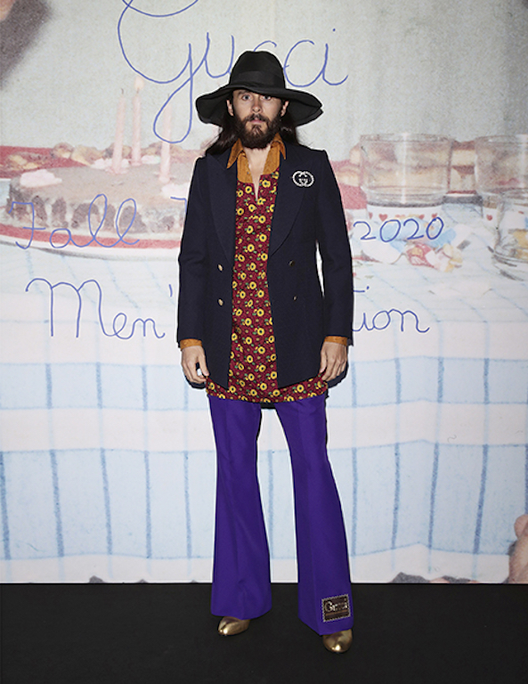 Gucci - Arrivals - Milan Meanswear Fashion Week Fall/Winter 2020/21