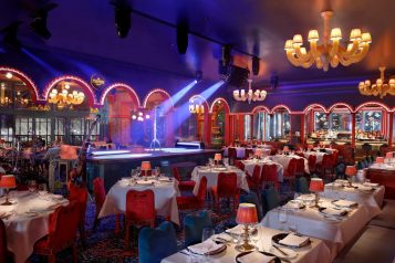 mayfair supper club main dining room bellagio las vegas
