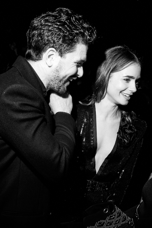 Kit Harrington & Lily Collins