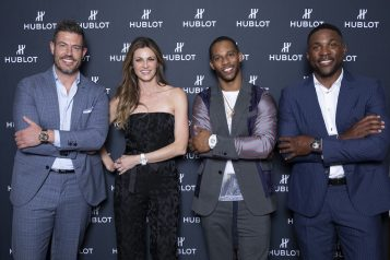 Hublot super bowl 4
