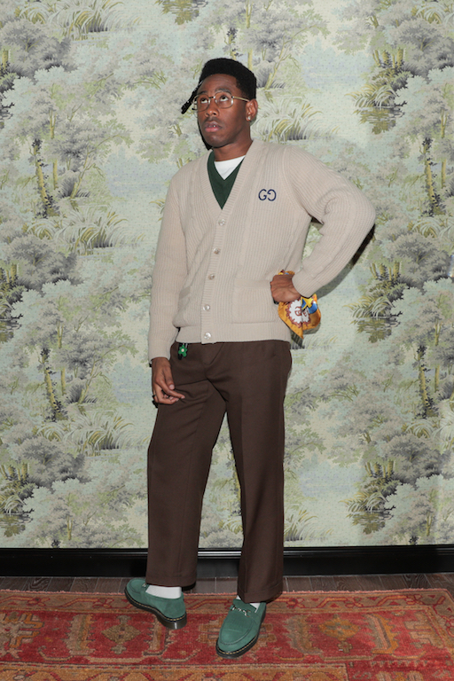 Tyler, the Creator GUCCI CELEBRATES THE OPENING OF GUCCI OSTERIA DA MASSIMO BOTTURA BEVERLY HILLS