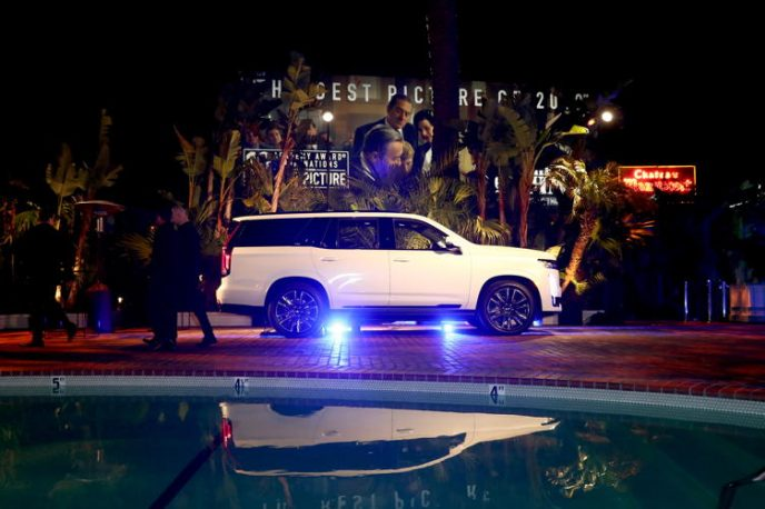 Cadillac Celebrates Oscar Week 2020