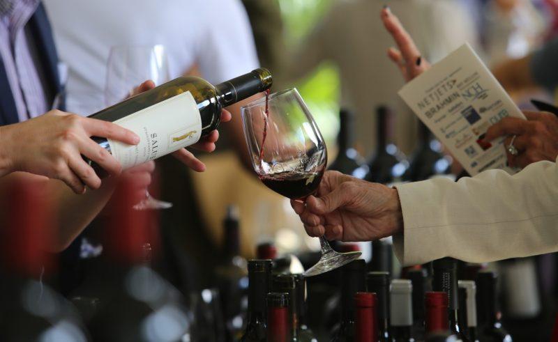 Fine Wine at NWWF