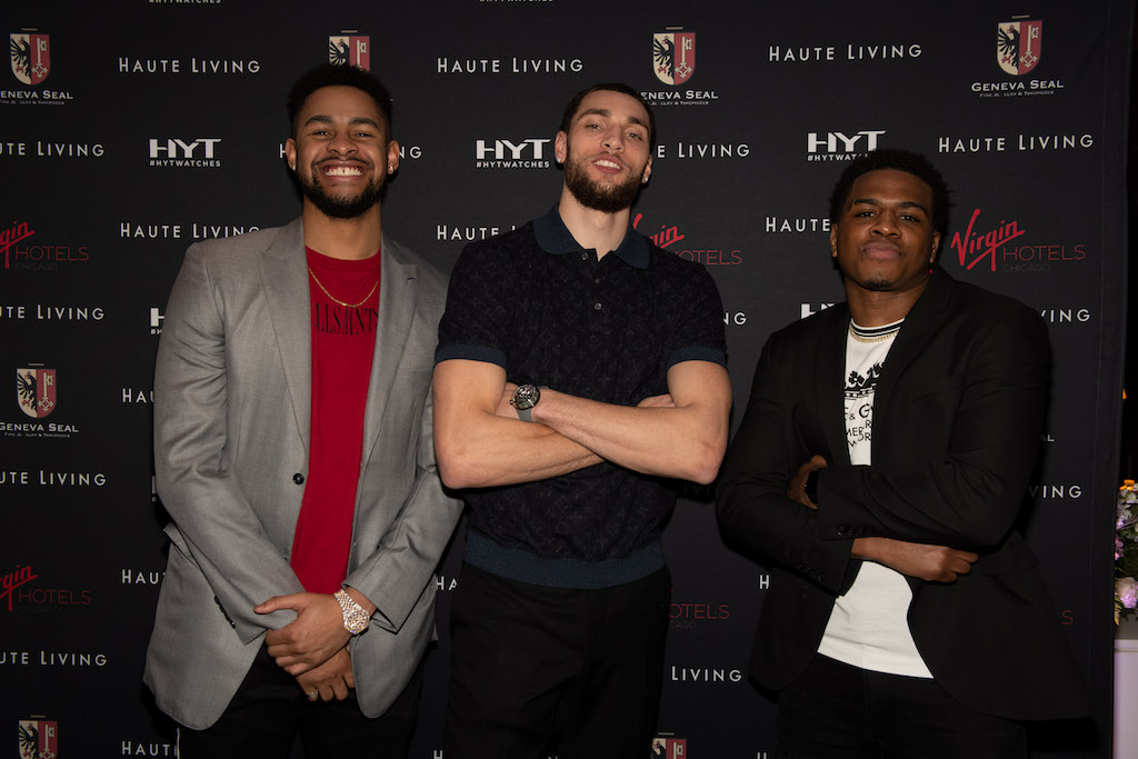 Zach Lavine cover dinner 2020 - 10