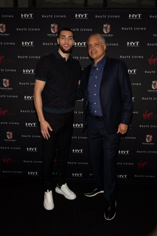 Zach Lavine cover dinner 2020 - 12