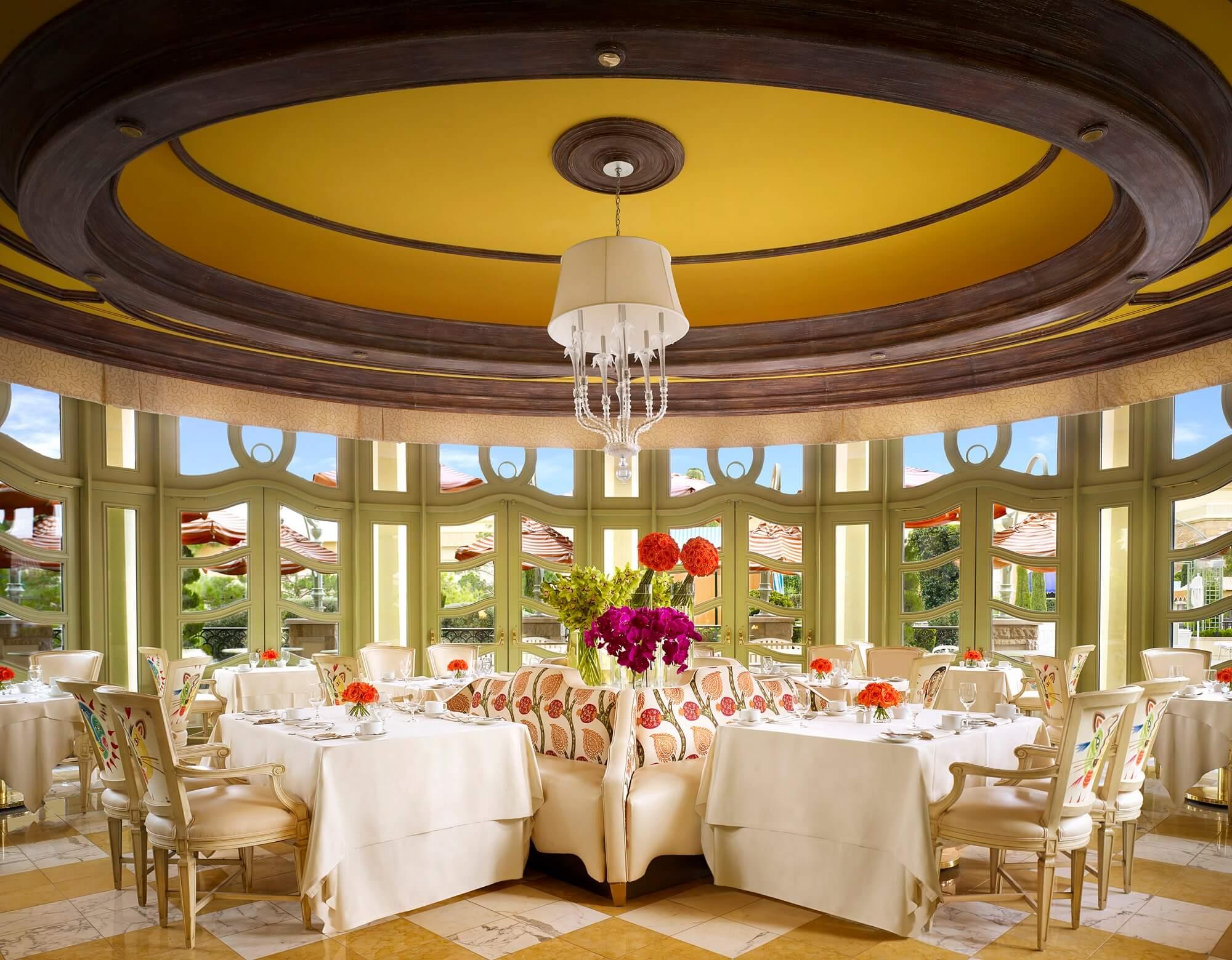Tableau Dining Room at Wynn Las Vegas