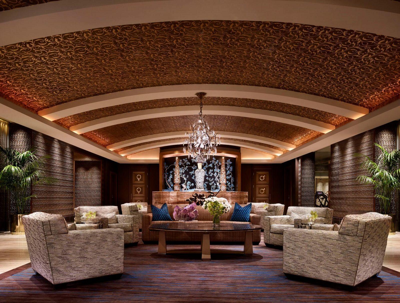 The Spa at Wynn Las Vegas Lobby