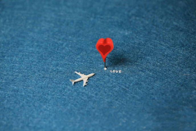 Valentine's Day travel