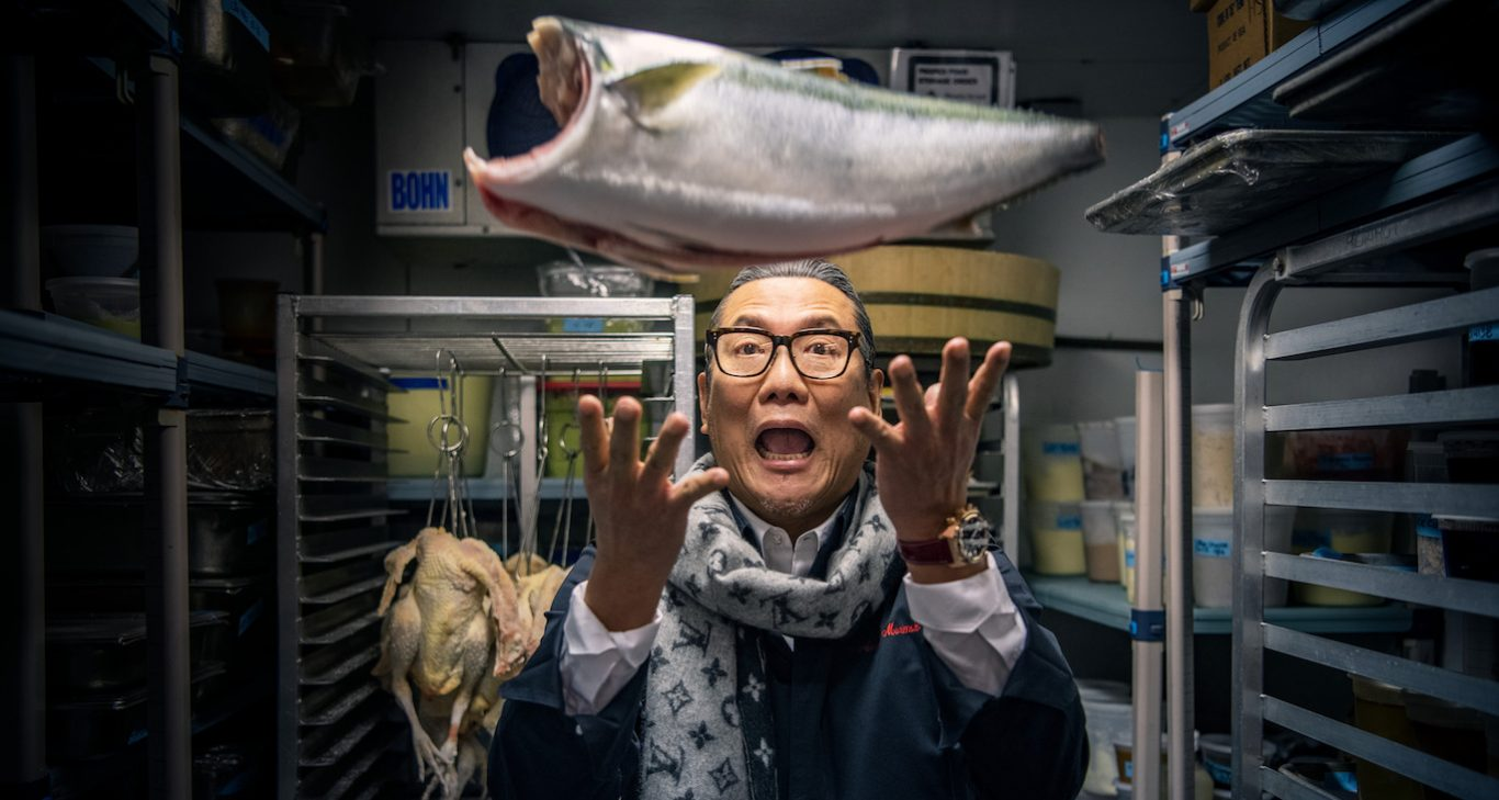 """Iron Chef"" Masaharu Morimoto Has Big Plans For 2020—Including The Concept He's Launching In Miami"