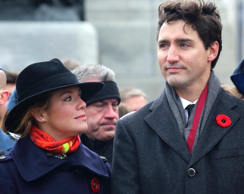 Justin & Sophie Trudeau