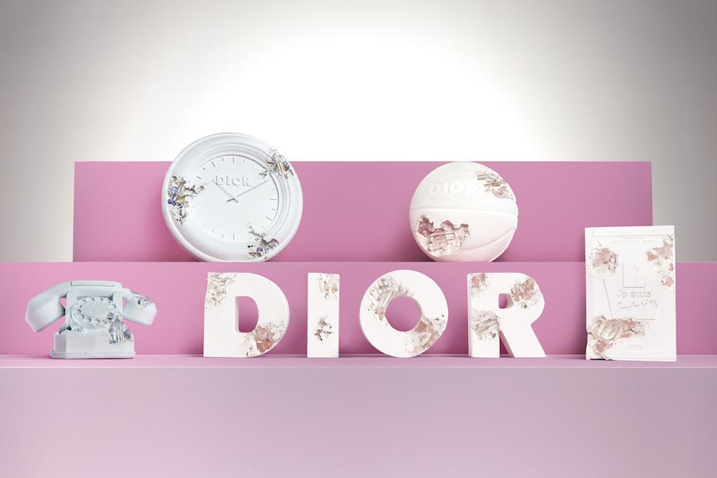 dior kim jones x daniel arsham future relics summer 2020