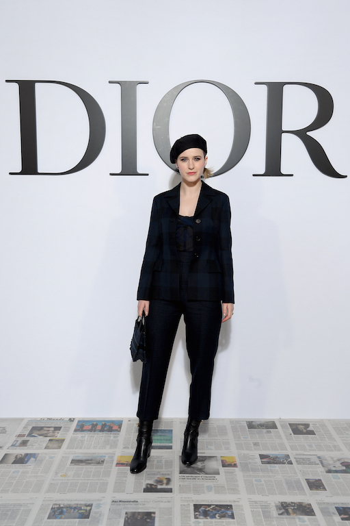 Rachel Brosnahan Dior : Photocall - Paris Fashion Week Womenswear Fall/Winter 2020/2021