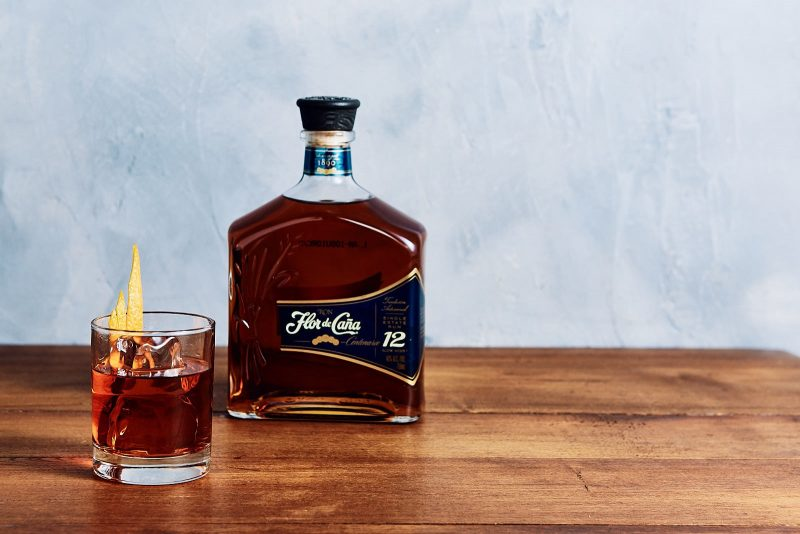 Flor de Cana Rum Boulevard by Charlotte Voisey with 12