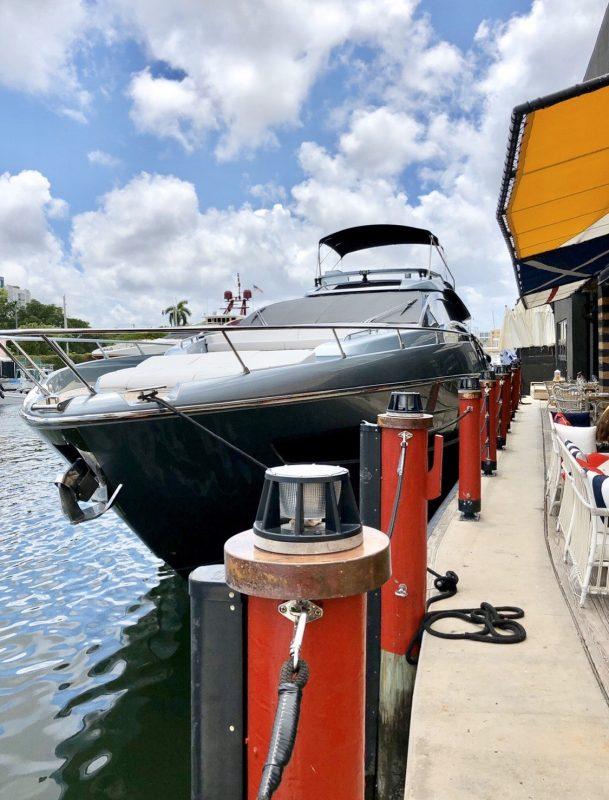 Seaspice dock to table