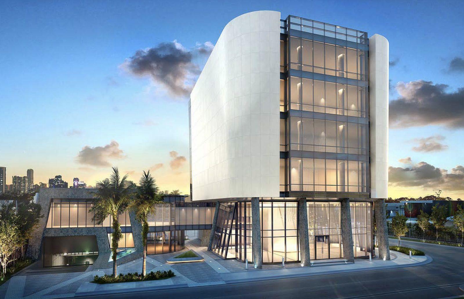 NeueHouse Miami - Courtesy of DesignAgency