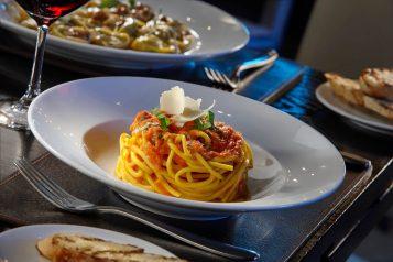 Scarpetta Spaghetti at The Cosmopolitan of Las Vegas