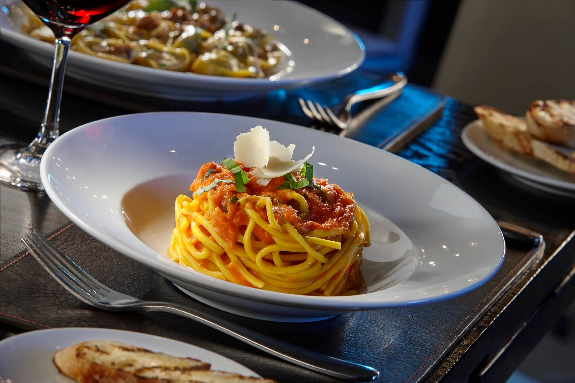 Scarpetta Spaghetti at The Cosmopolitan of Las Vegas