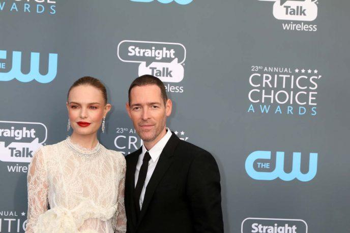Kate Bosworth + Michael Polish