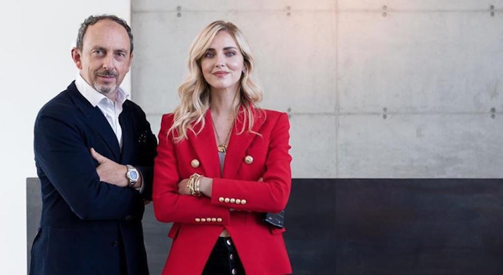 Riccardo Sciutto x Chiara Ferragni x Sergio Rossi