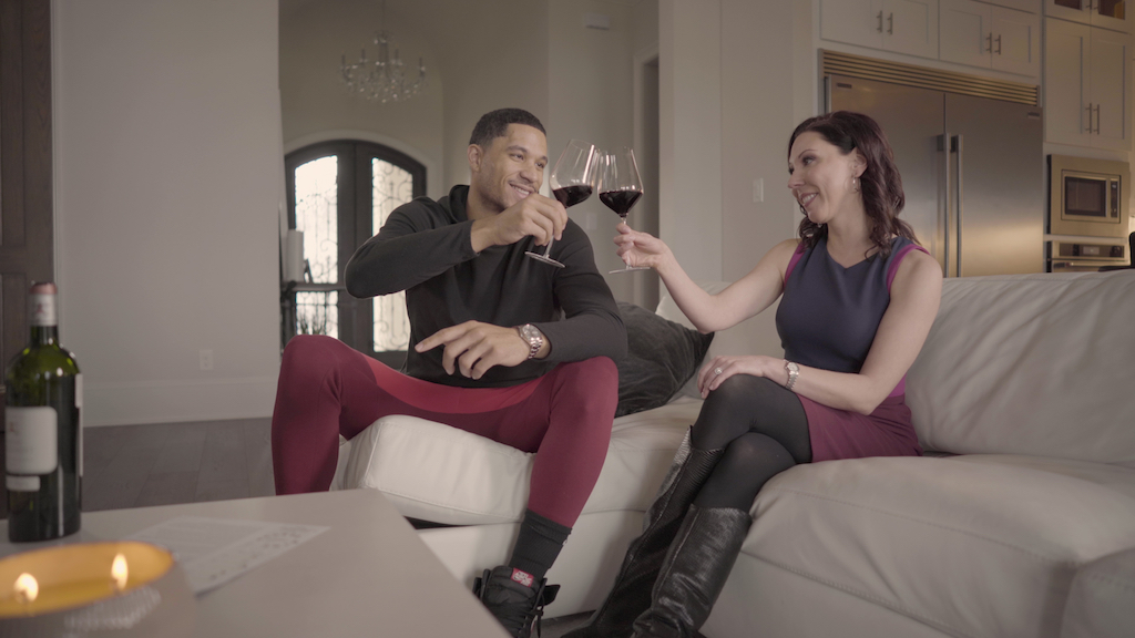 Vanessa Conlin Wine Access x Josh Hart