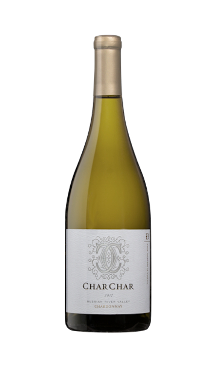 2017 Bradbury Wines Char Char Chardonnay Russian River Valley