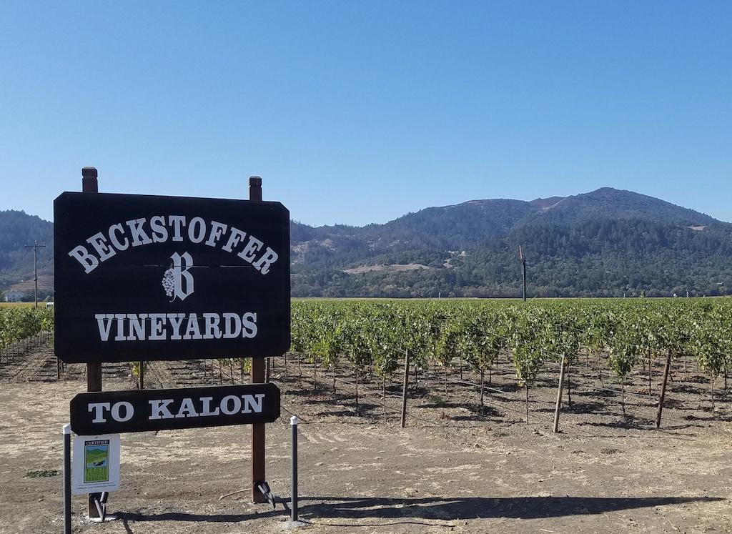 Beckstoffer Vineyards