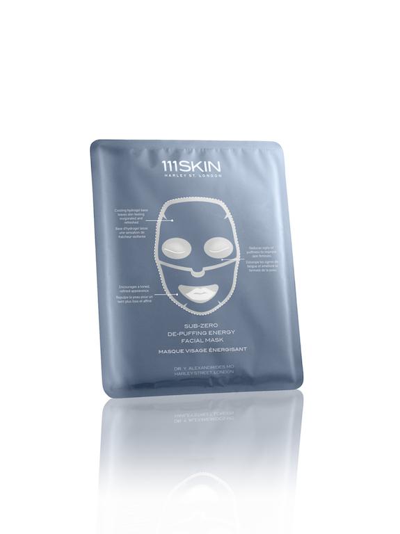 111SKIN Sub - Zero De - Puffing Energy Facial MasK