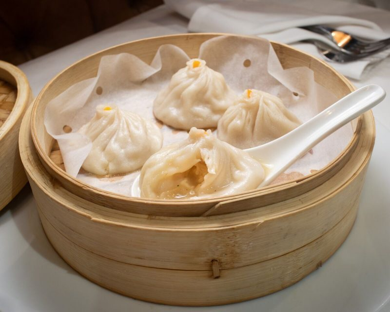 French Soup Dumplings