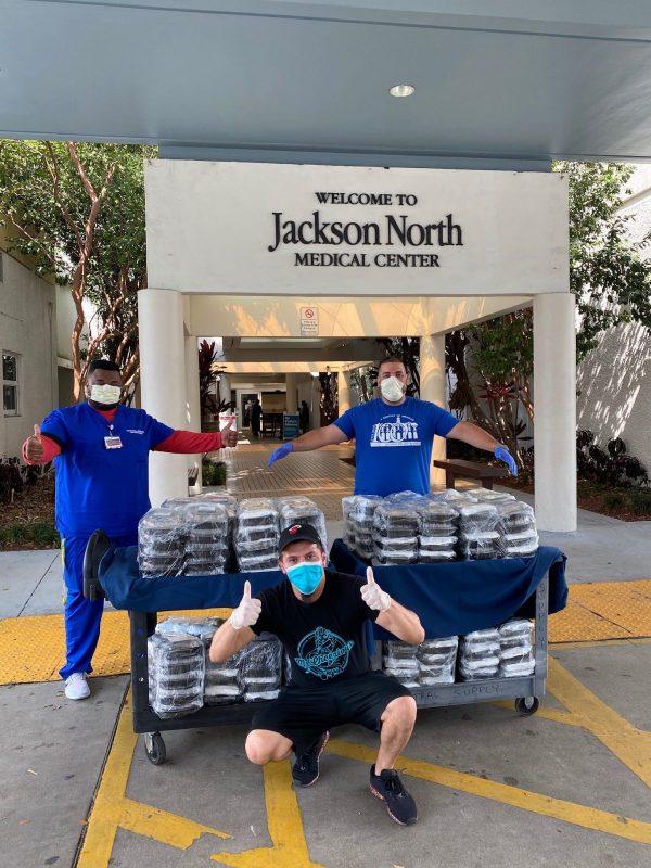 Frontline Foods Miami