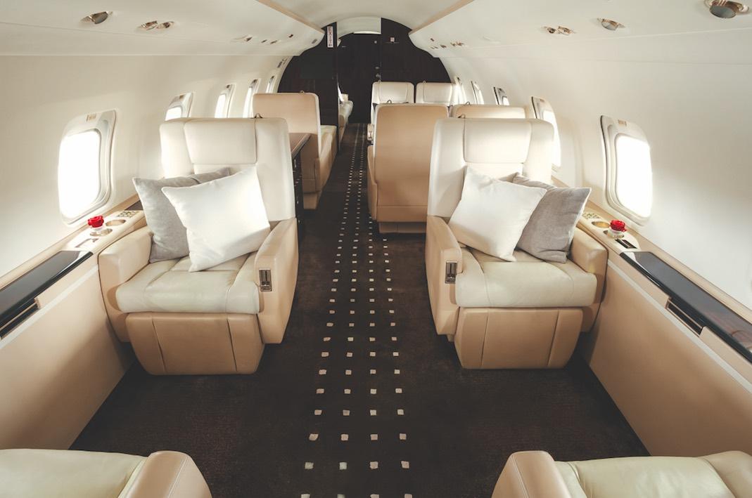 VistaJet_Challenger 850_Interior