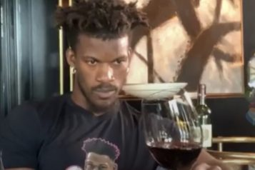 jimmy butler wine access