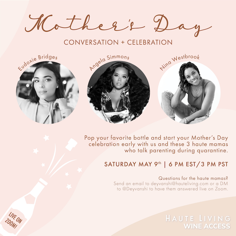 HAUTE MAMA MOTHER'S DAY 2020