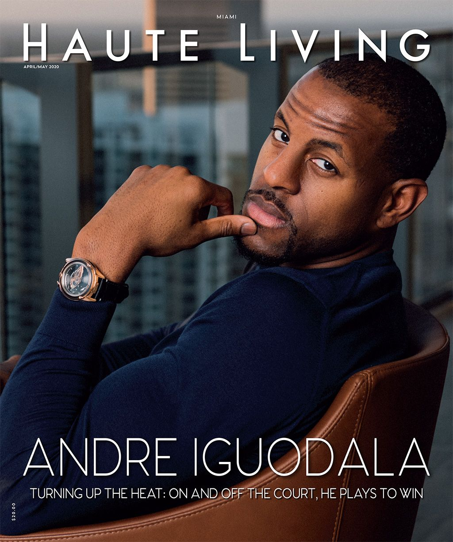 Andre Iguodala - cover story May 2020 6