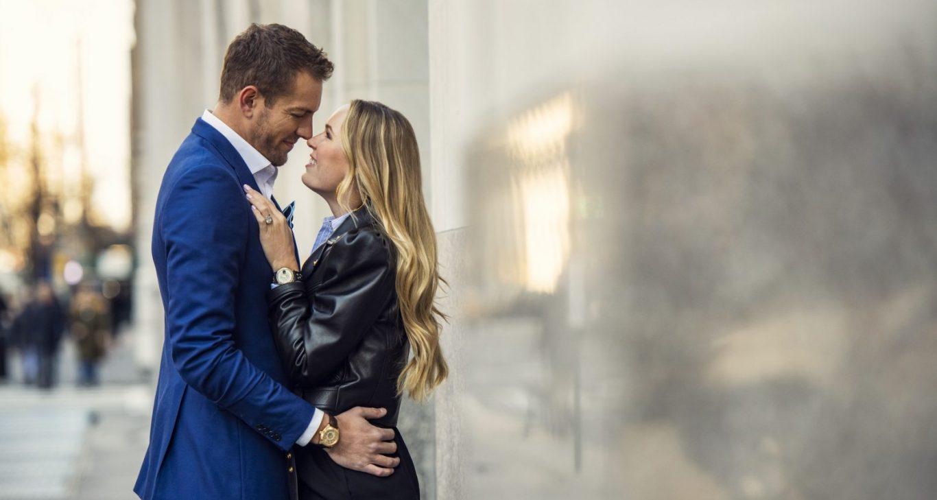 Caroline Wozniacki & David Lee: Happily Ever After