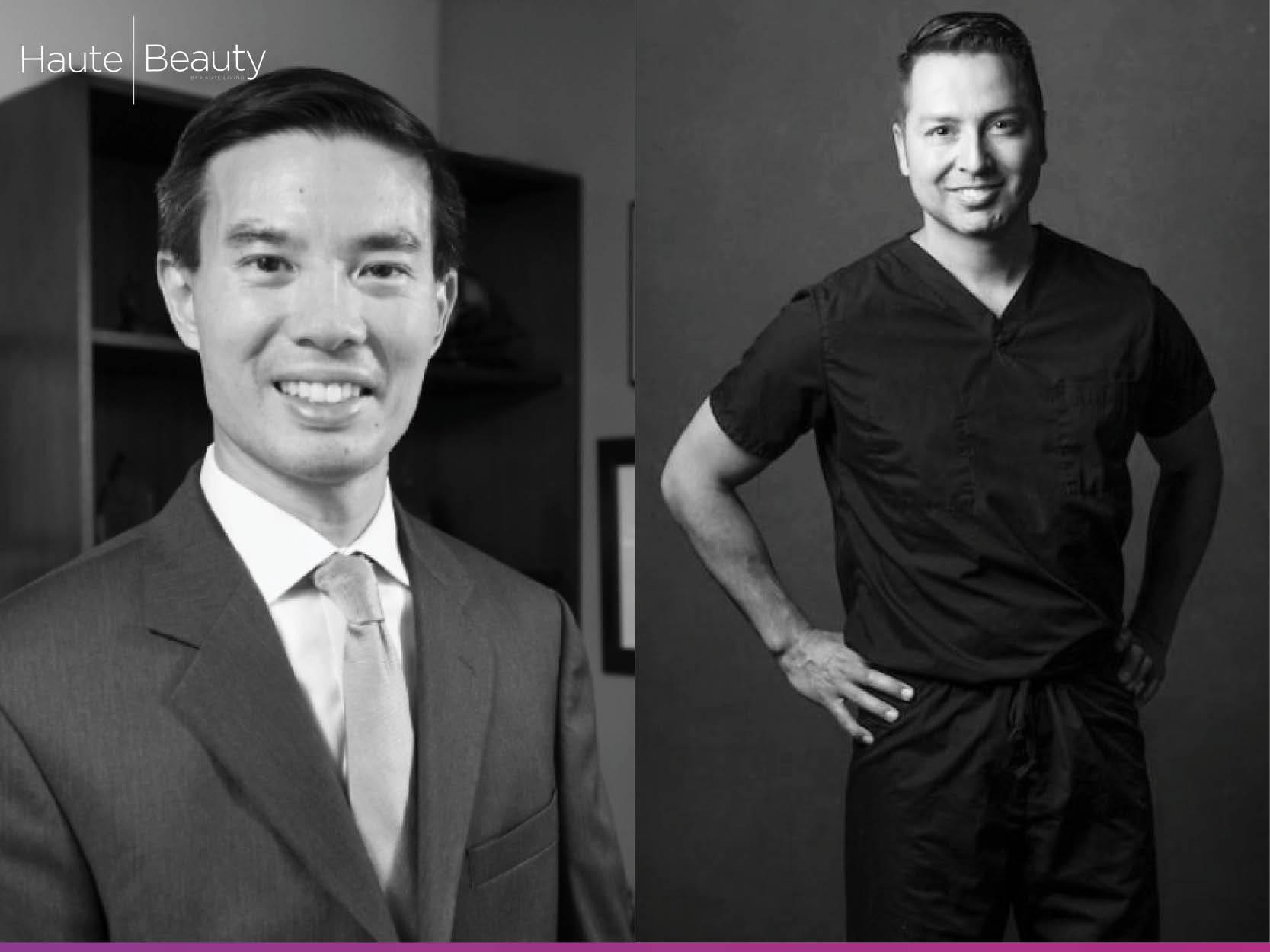 Dr. Samuel Lin, Dr. Jack Zamora
