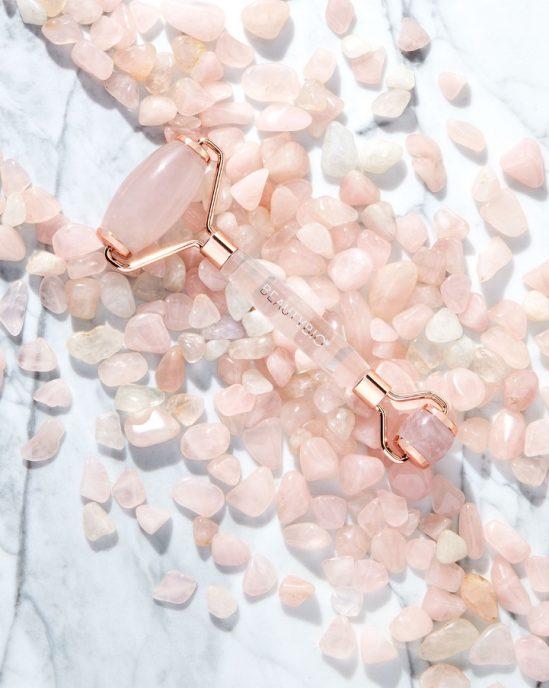 BeautyBio quartz roller