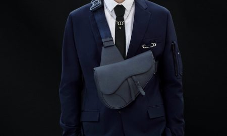dior men saddlebag