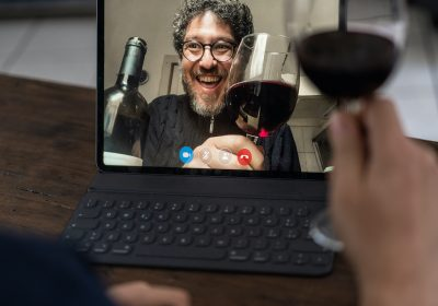 wine video chat