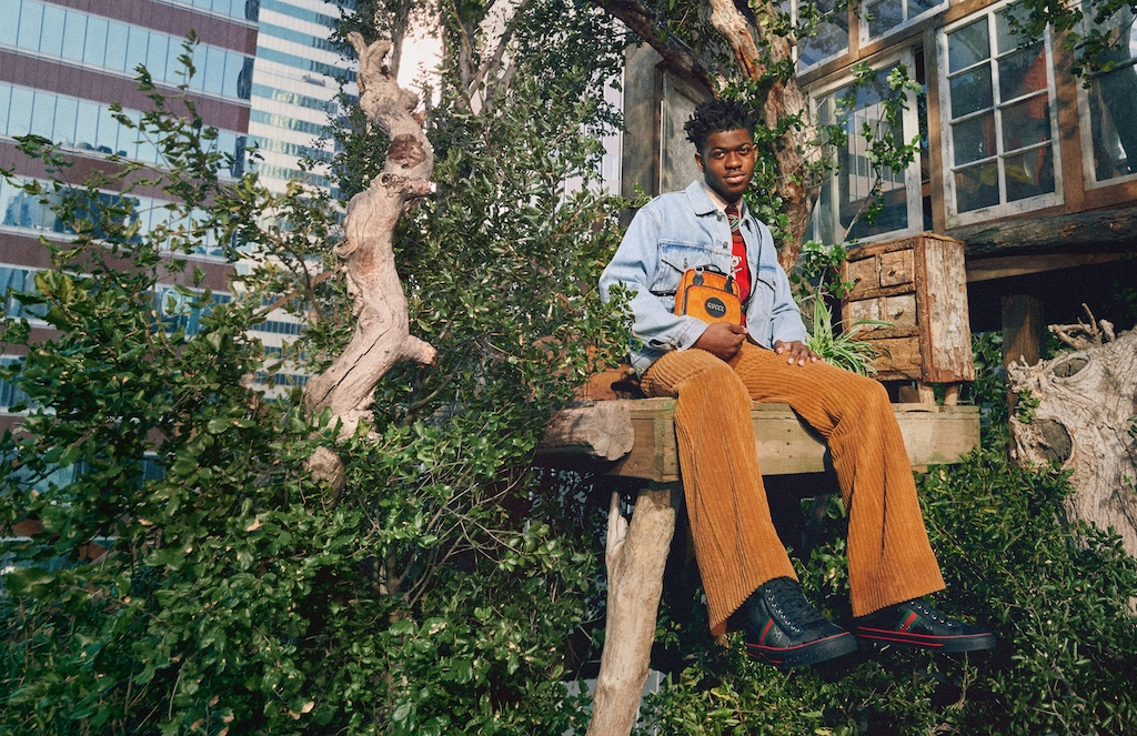 Gucci off the grid lil nas x