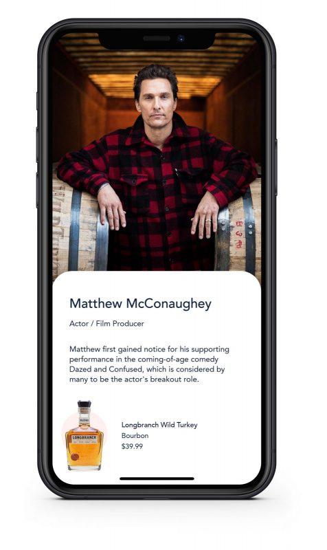 Celebrity Page - Matthew McConaughey