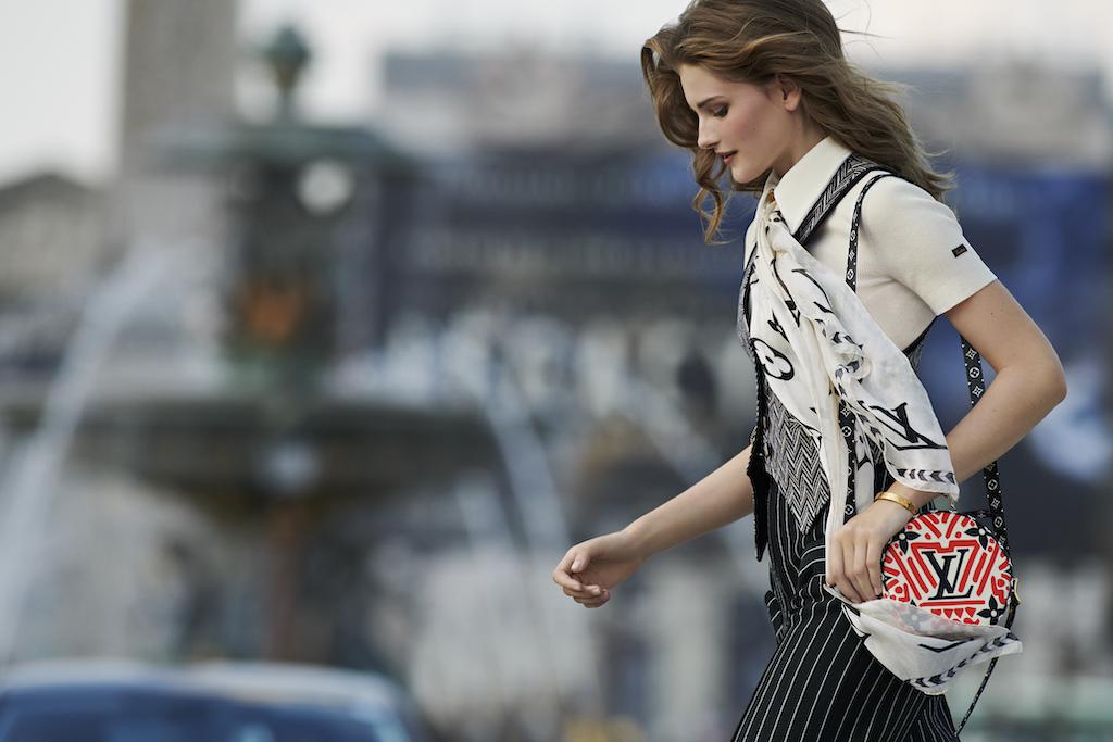Louis Vuitton Crafty collection