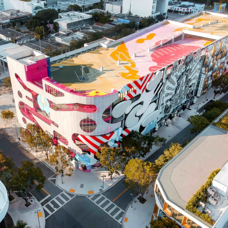 Museum Garage - Miami Design District